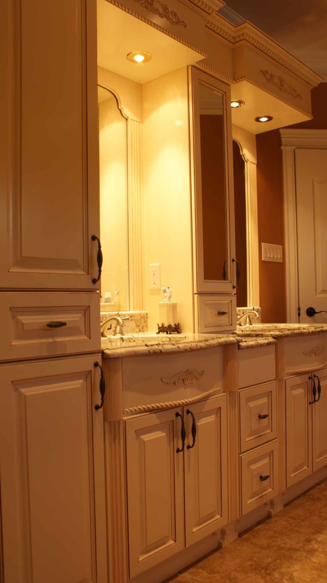 Luxury Vanity Les Armoires S Guin Cabinets