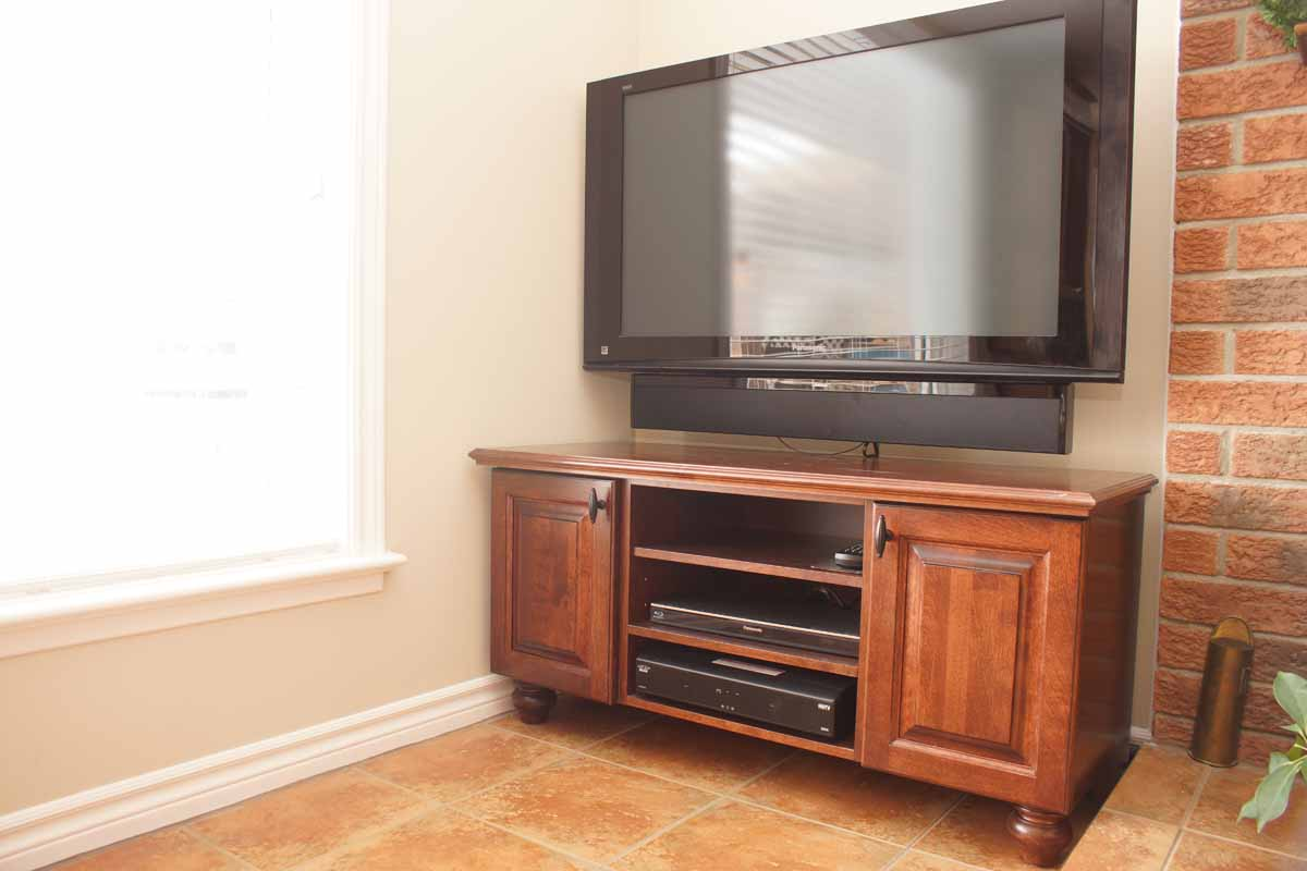 television unit les armoires s guin cabinets. Black Bedroom Furniture Sets. Home Design Ideas